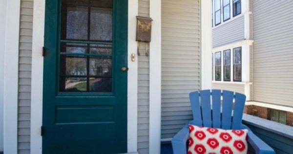 Sherwin Williams Blue Peacock Front Door Ideas Pinterest