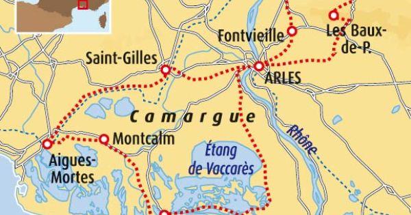 De La Provence A La Camargue Camargue Tourismpaca