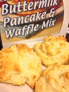 Safeway Brand Buttermilk Pancake Waffle Mix The Just Add Water Kind Biscuit Recipe With Pancake Mix Pancake Mix Biscuits Pancake Mix Recipe