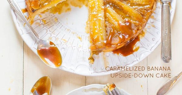down cake banana cajeta upside down cake recipes dishmaps upside down ...