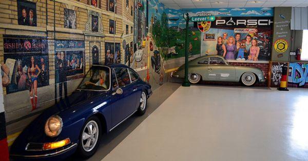 Porsche Display Porsche Display Wall Art