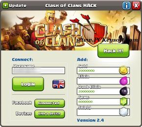 Clash Of Clans Hack Tool Apk Download No Survey No Password