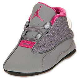 Baby sneakers Jordan's me and my daughter have these <3 so