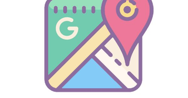 Google Maps Icon This Page Shows The Different Variations Of The Google Maps From An Icons8 Icon Pack Feel Free To Resize And Re Iphone Icon Cute App App Icon