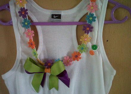 Dise o de blusas decoradas imagui manualidades for Disenos de ganchillo