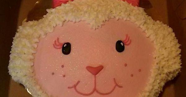 Doc McStuffins Lambie Cake and Smash Cake