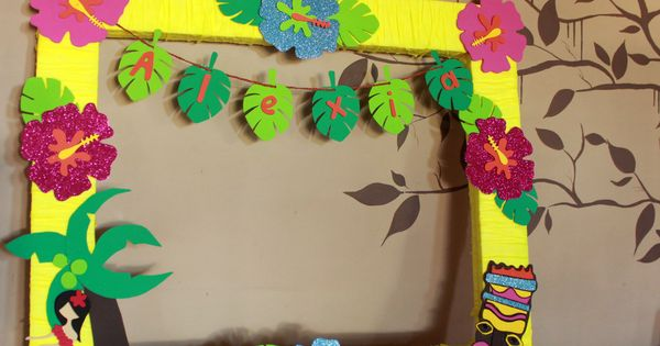 Fiesta hawaiana ideas originales para celebraci n for Fiestas ideas originales