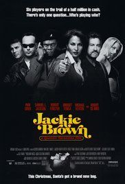 Jackie Brown Poster Jackie Brown Film Jackie Brown Tarantino Films
