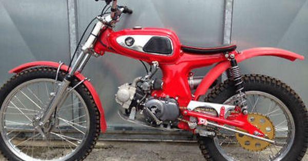 Honda Twin Shock Trials Pre 65 125 200 250 Deposit 2295 Ono Px Tl