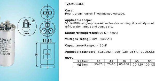 Air Conditioner Capacitor Air Conditioner Capacitor Air Conditioner Conditioner
