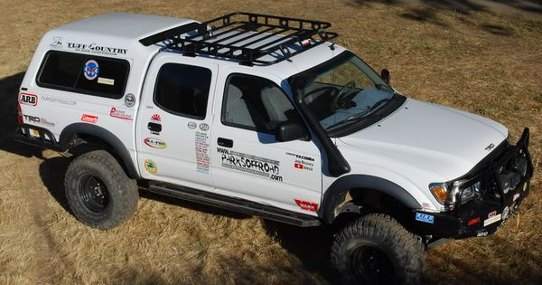 Truck Cab Camper Shell Roof Baskets Rack Setups Expedition Portal Toyota Tacoma Roof Rack Toyota Tacoma Truck Cargo