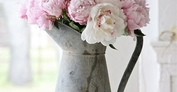 Shabby chic decor sublime decor change color of flowers - Vajilla shabby chic ...
