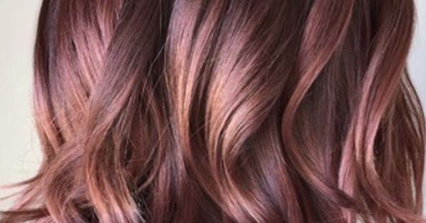 14 Gorgeous Hair Colors That Will Be Huge In 2018