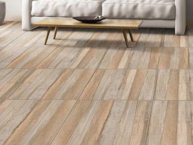Wood Matt Ceramic Floor Tile