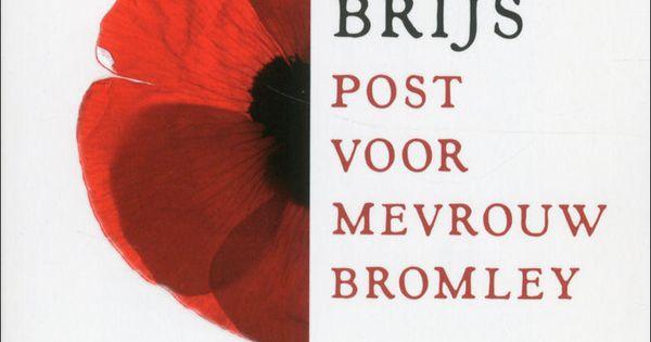 Citaten Post Voor Mevrouw Bromley : Post voor mevrouw bromley londen duizenden