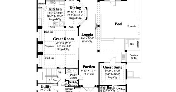 Ferretti house plan 28 images sater design collection for Sater design ferretti