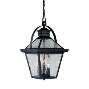 Acclaim Lighting Bay Street Collection 3 Light Matte Black Outdoor Hanging Lantern 7676bk Lantaarn Wayfair Fans