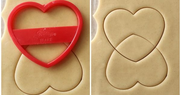 Something is. Bikini top cookie cutter special