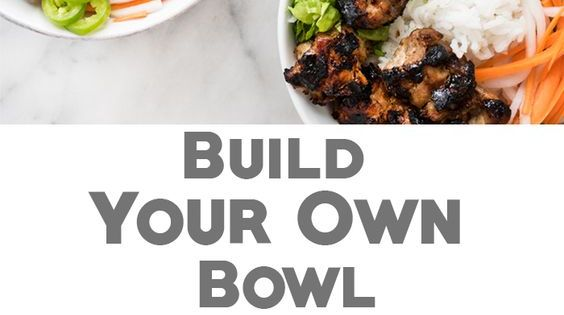 entertaining let your guests build their own bowl veggie quinoa recipes. Black Bedroom Furniture Sets. Home Design Ideas