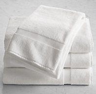 802 Gram Turkish Towel Collection Turkish Bath Towels White