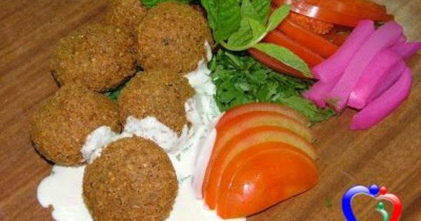 دنيتي عمل الفلافل على الطريقة اللبنانية Food Lebanese Recipes Cooking