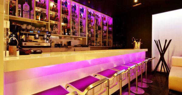 Repisa De Bar Moderno Bar Pinterest Bar - Bar design tribe hyperclub by paolo viera