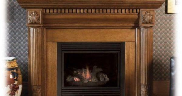 Majestic Cdvt36psc7 36 Top Direct Vent Liquid Propane Gas Fireplace With Signat Ebay