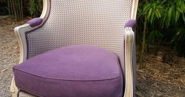 fauteuil berg re tissu casal et guel lamadrid mes. Black Bedroom Furniture Sets. Home Design Ideas