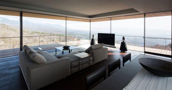 La casa que vuela noticias de arquitectura buscador de for Diseno de espacios interiores