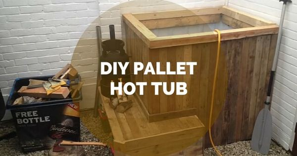 IBC tanks and pallets are great resources to have around the homestead