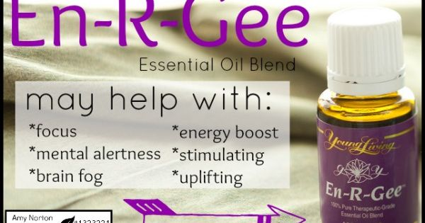 En R Gee Revitalizes With A Blend Of Stimulating Oils
