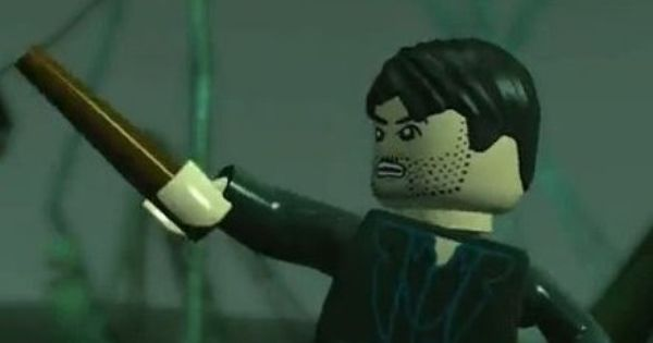 So When I Unlocked Barty Crouch Jr In Lego Harry Potter The Only Thing I Could Think Was Yes Now I Ve Got The Barty Crouch Jr Lego Harry Potter Doctor In