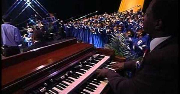 Holding On Soloist Mosie Mama Burks Mississippi Mass Choir