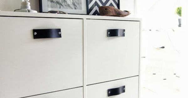 hitta hem d i y l derhandtag ikea st ll schuhschrank ikea pinterest ikea hack. Black Bedroom Furniture Sets. Home Design Ideas