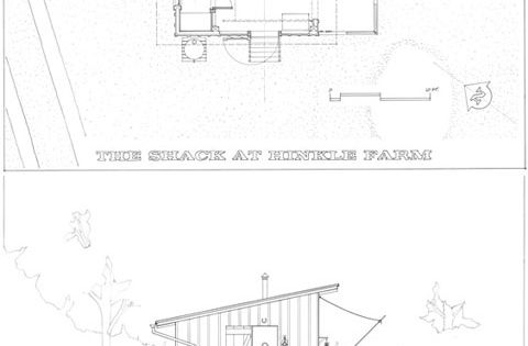Countryside cabin plan hinkle in bocca al lupo for Shack at hinkle farm