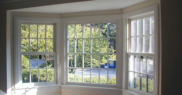 Bay window additions bay and bow windows residential for Bow window installation