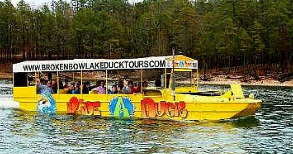 Broken Bow Lake Duck Tours Duck Tour