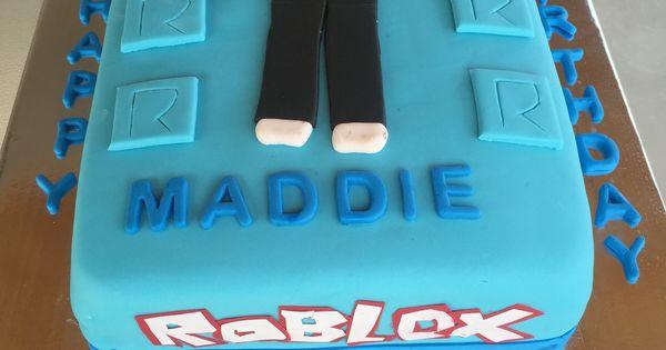 Roblox Birthday Cake Ideas Hmmm Pinterest
