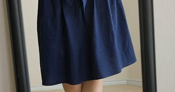 Great, easy skirt tutorial. This could be my tulle skirt pattern!
