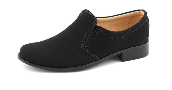 Miko Polbuty Dzieciece Zamszowe Buty Komunijne Czarne Communion Shoes Shoes Dress Shoes Men