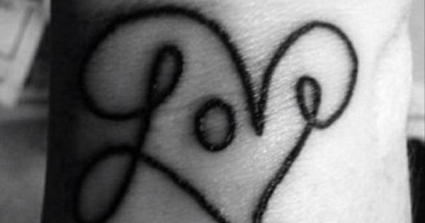 Heart and love tattoo Keywords: love heart tattoo love heart tattoo lovetattoo