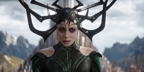 One Issue With Hela S Costume In Thor Ragnarok According To Cate