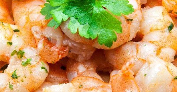 Shrimp, Shrimp scampi recipes and Scampi recipe on Pinterest