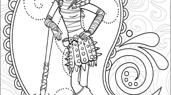 drachenzähmen leicht gemacht malvorlagen | zeichnung