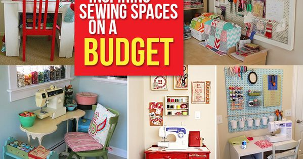 craft room ideas on a budget create a sewing space on a budget craft room storage 7638