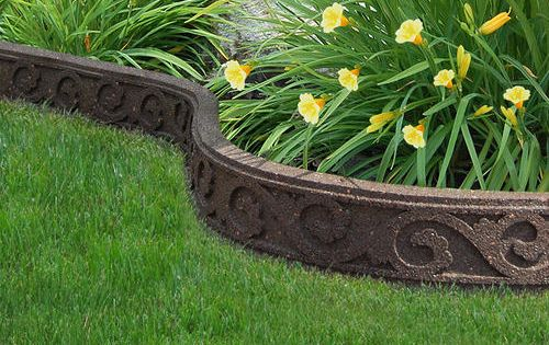 Flexi Curve Garden Edge At Menards This Is Made From