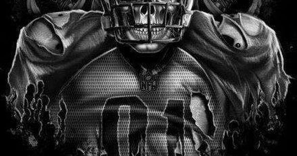 Black Sunday Oakland Raiders Artwork Pinterest