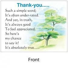 Thank You Card Phrases Volunteers Google Search Thank You