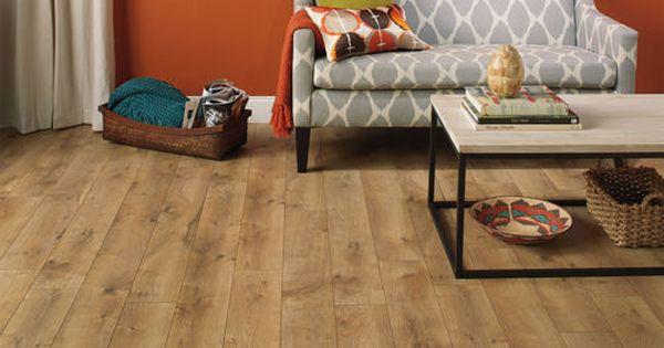 Harmonics camden oak laminate flooring sq ft per box for Camden flooring