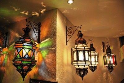 Oosterse Slaapkamer Lampen : OOSTERSE LAMPEN EN MAROKKAANSE LANTAARNS ...